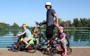 lodi family bike ride
