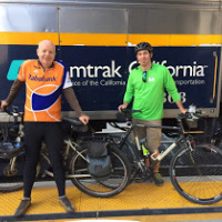amtrak with bike sacramento